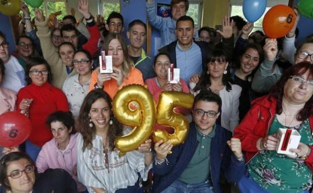95º aniversario vinjoy