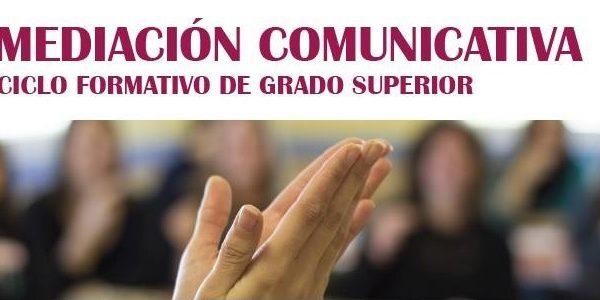 Flyer Mediacion Comunicativa