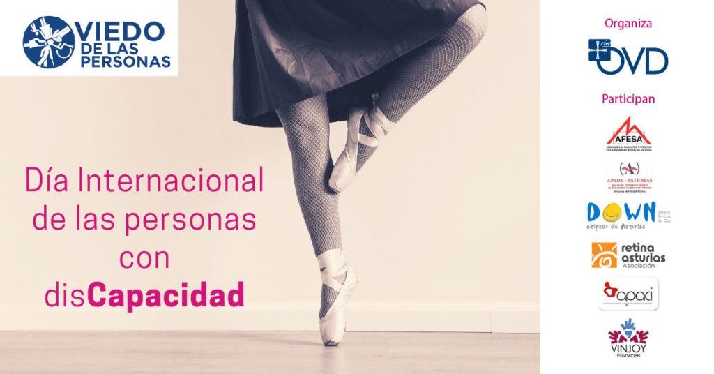 Día Internacional de las Personas con Discapacidad Ayuntamiento de Oviedo