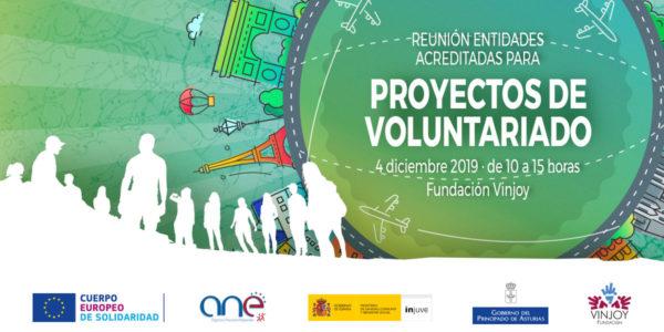 Reunión Entidades Acreditadas para Proyectos de Voluntariado Asturias